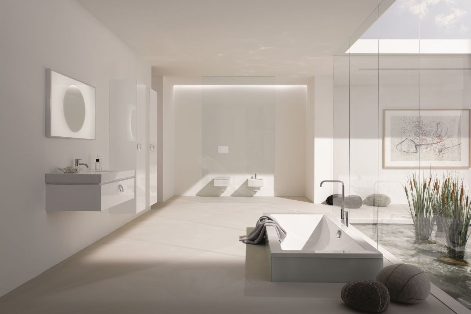 Postaw na prostotę! Tak urządzisz nowoczesną i elegancką łazienkę
