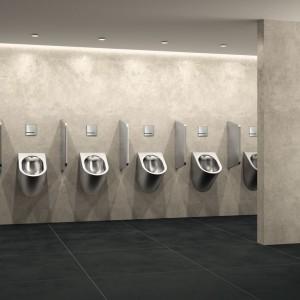 Niepowtarzalny design w sanitariatach publicznych