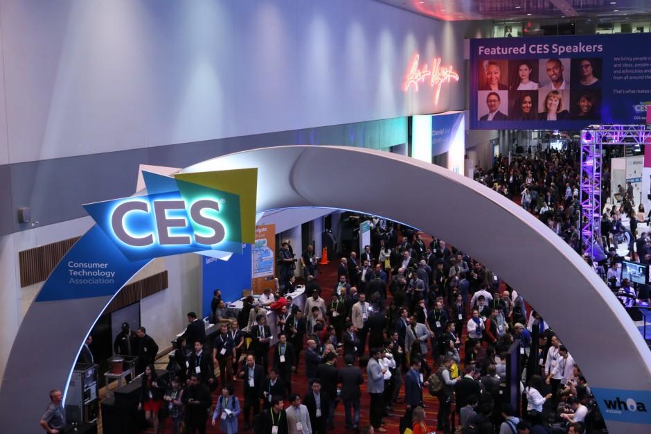 Łazienkowe akcenty na targach CES 2018 w Las Vegas