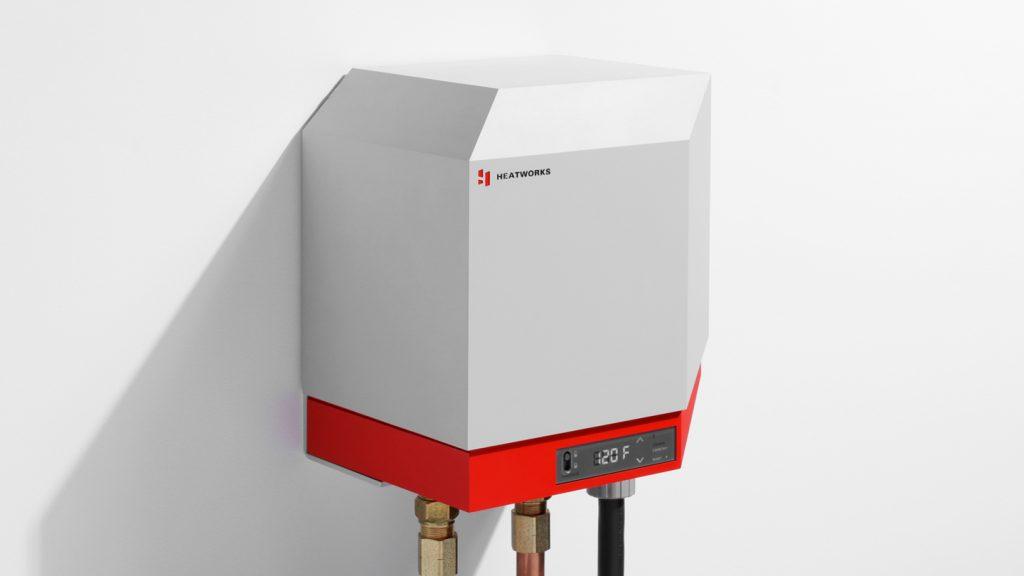 Dzięki zaawansowanym sterownikom elektronicznym, naturalnie występujące minerały w wodzie są wzbudzane, bezpośrednio i efektywnie samoistnie podgrzewając wodę. Fot. Heatworks