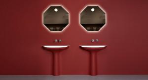 Designerskie umywalki: zobacz niezwykły model z Corianu