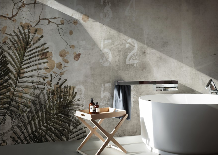 Aranżujemy ściana W łazience Bardzo Piękne Wodoodporne