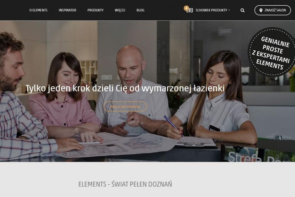 Wiemy dlaczego Elements odświeżył swoją stronę www