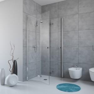 Modna strefa prysznica: 20 modeli kabin prysznicowych