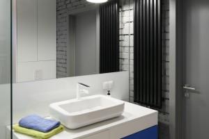 Grzejnik w łazience: pakiet zdjęć z polskich domów