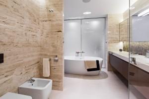 5 łazienek z wanną wolno stojącą