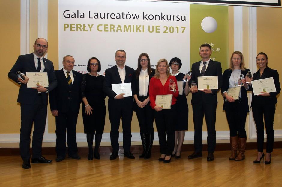 Cersanit SA z 18 nagrodami Perły Ceramiki