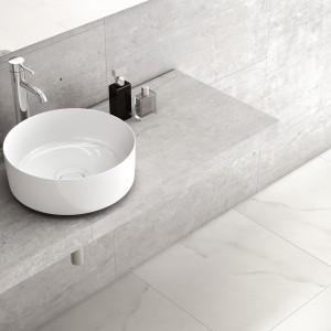 Eleganckie umywalki: 7 modeli o okrągłym kształcie