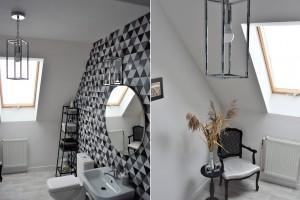 Klimatyczna łazienka: wybieramy stylowe oświetlenie
