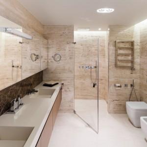 Ściana w strefie umywalki: 12 pomysłów z polskich domów