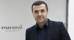 Ceramika Paradyż ma nowego dyrektora sprzedaży krajowej