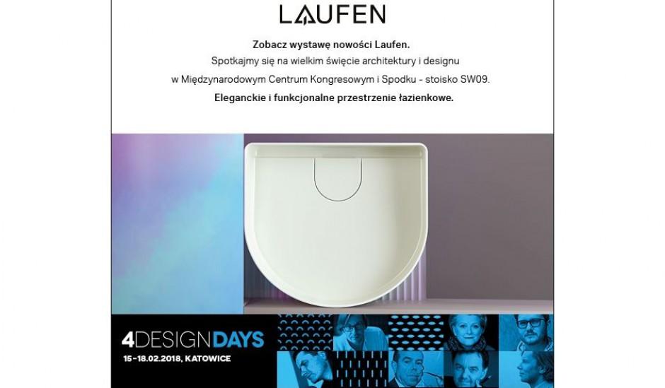 4 Design Days: zobacz nowości renomowanej marki