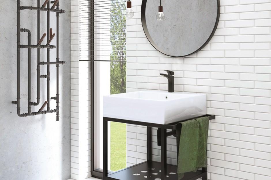 Konsola łazienkowa z umywalką Temisto / Deante