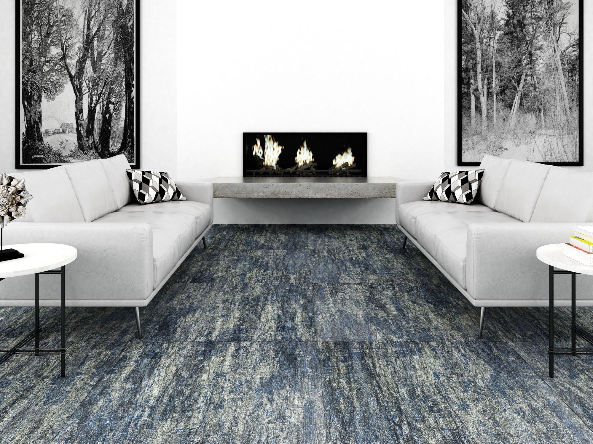 Blue Livingroom. Fot. Apavisa