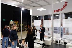 Zobacz jak prezentowało się stoisko Zehndera na 4DD