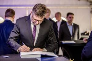 Geberit rozbudowuje fabrykę w Ozorkowie