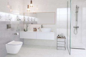 Cersanit typuje 5 gorących trendów, które zdominują łazienkę