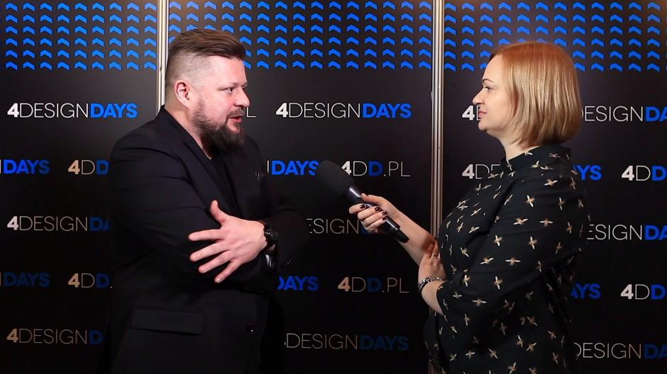 4DD: Architekt marki Tubądzin, Tomasz Smus o płytkach wielkoformatowych i nie tylko