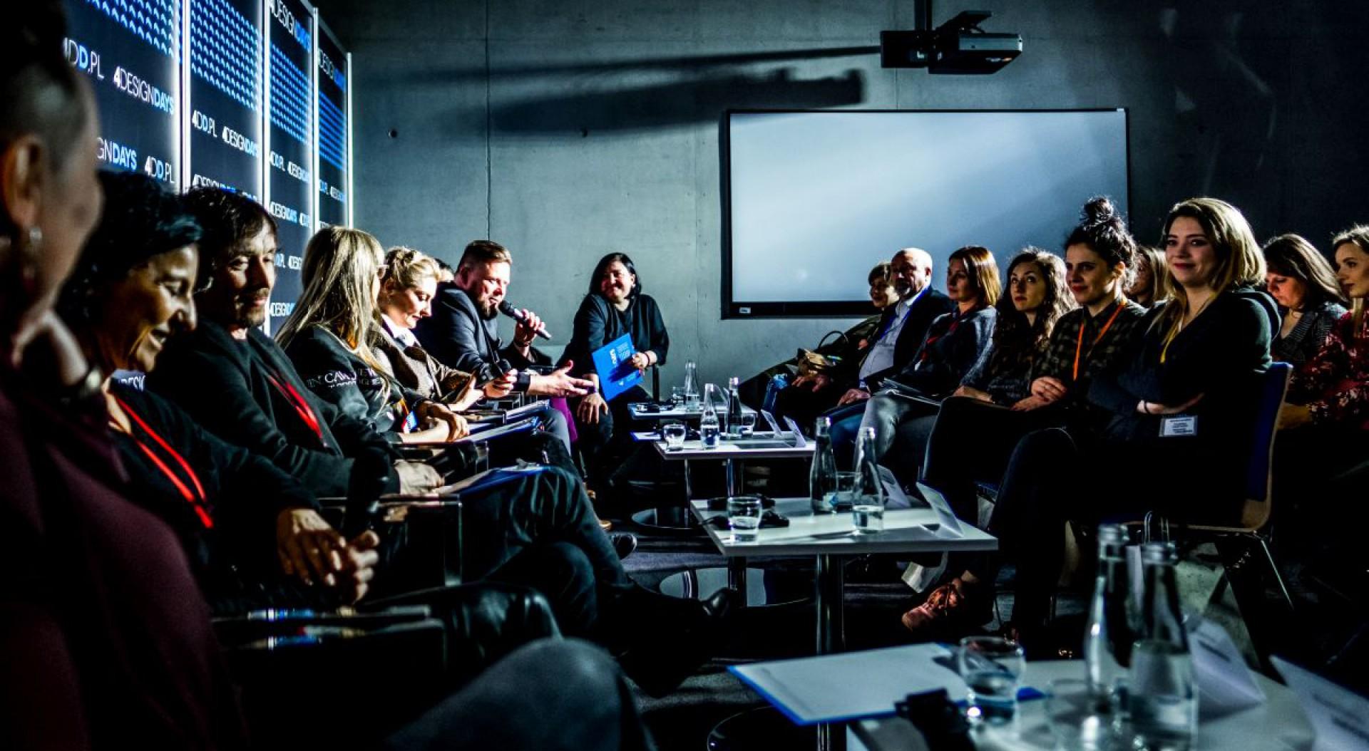 """""""Łazienkowe"""" wystąpienia, panele i dyskusje na 4 Design Days 2019"""