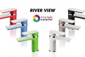 Baterie łazienkowe RIVER VIEW / Duschy