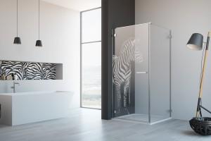 Kabina prysznicowa nie musi być nudna! 5 wyjątkowych modeli