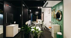 Zobacz jak prezentowało się stoisko marki Laufen na 4DD