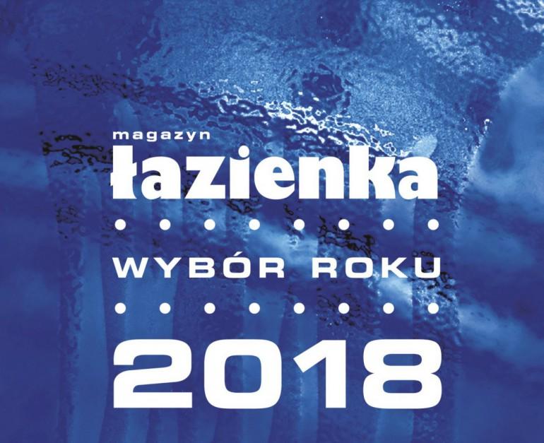 Tylko do środy potrwa głosowanie Łazienka – Wybór roku 2018!