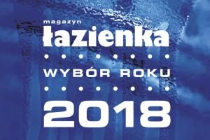 Tylko do wtorku potrwa głosowanie Łazienka – Wybór roku 2018!