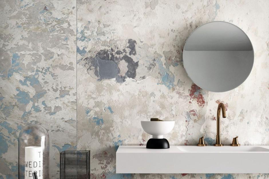 Płytki ceramiczne imitujące inne materiały: 6 super efektów
