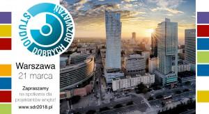 SDR Warszawa już 21 marca