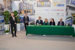 Fotorelacja z targów i jubileuszu 20-lecia Grupy PSB