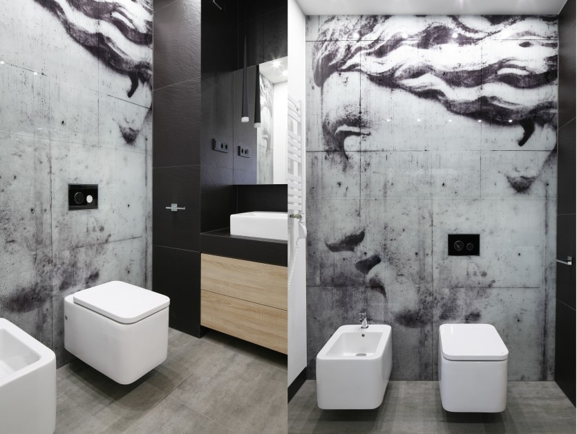 Aranżujemy ściana W łazience Niebanalne Pomysły Z