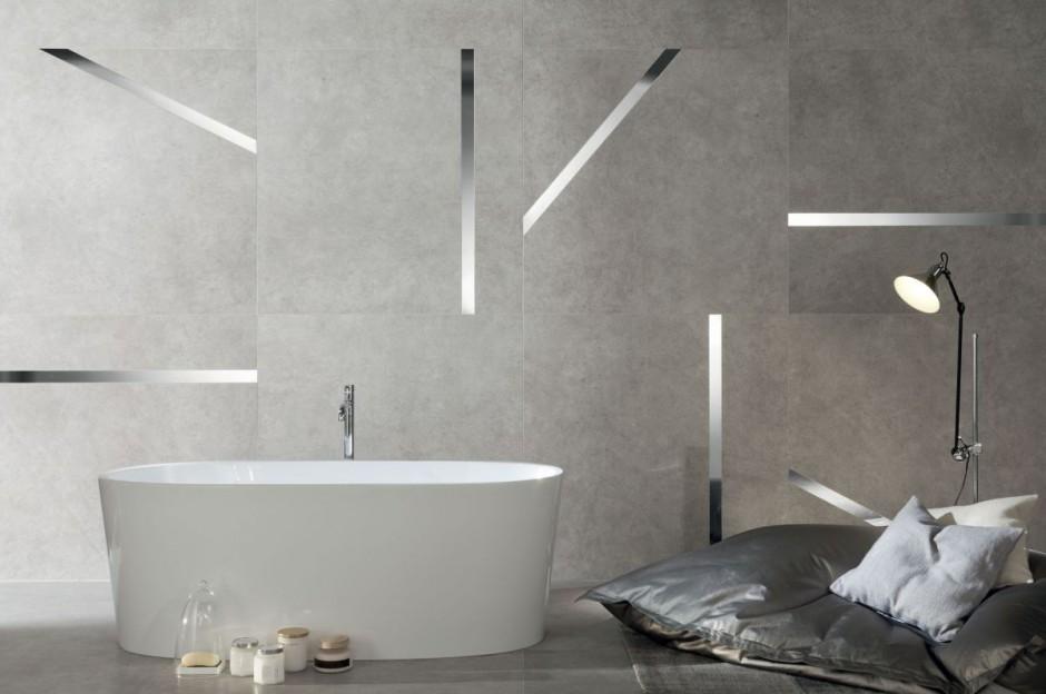 """Detal w łazience: postaw kropkę nad """"i"""" z listwami ściennymi"""