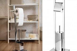 Akcesoria łazienkowe: bardzo praktyczna kolekcja