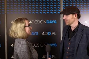 Jimi Ogden na 4DD: Nie widzę zbędnych przedmiotów