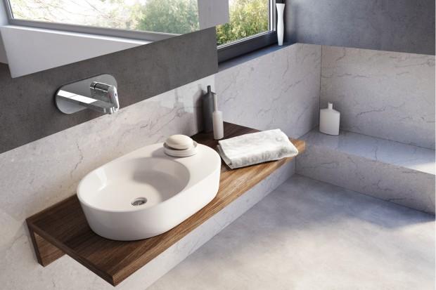 6 modeli umywalek stawianych na blat