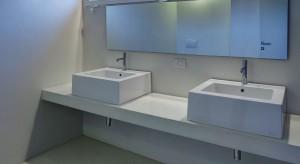 Ekologiczne baterie łazienkowe Diametro 35 w podalpejskiej willi
