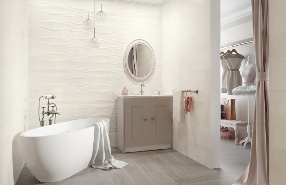 Strefa umywalki: propozycja aranżacji dla pań
