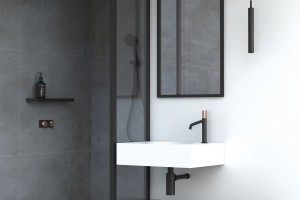 Baterie umywalkowe: 5 designerskich modeli