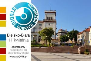 Kolejny SDR odbędzie 11 kwietnia w Bielsko-Białej. Zapraszamy!