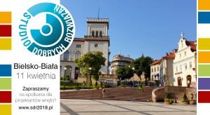 Kolejny SDR odbędzie 11 kwietnia w Bielsku-Białej. Zapraszamy!