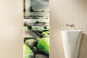 Wiosna w łazience: kolorowe inspiracje