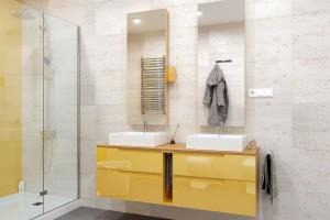 Meble łazienkowe na wiosnę: 5 kolekcji w kolorze