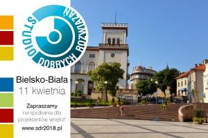 Studio Dobrych Rozwiązań: 11 kwietnia jesteśmy w Bielsku-Białej