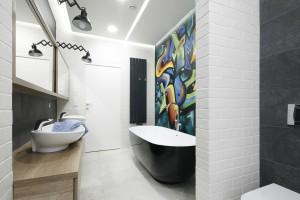 Oświetlenie w łazience: 12 inspiracji z polskich domów