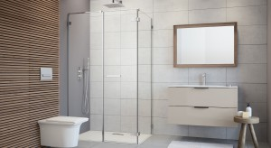 Strefa prysznica: 4 różne modele kabin prysznicowych