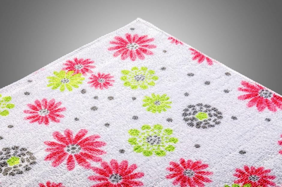 Przedświąteczne porządki: umil je sobie ściereczkami z wiosennym motywem