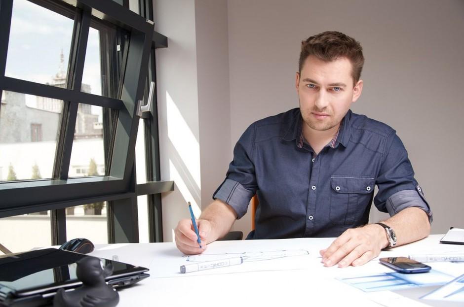 [FBŁ] Michał Łój, projektant z Deante: czym wyróżnia się designerska łazienka
