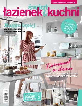 Świat Łazienek i Kuchni 1/2018