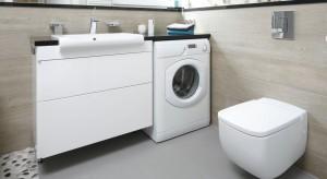 Łazienka z pralką: praktyczne rozwiązania z polskich domów